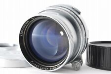 【AB- Exc】 Leica Summitar 5cm 50mm f/2 MF Lens Leitz for L39 Screw JAPAN R3572