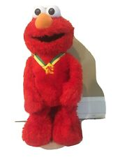 Elmo Extra Special Tickle Me Toy 2007 by Mattel Animated laughing, Sings Talking