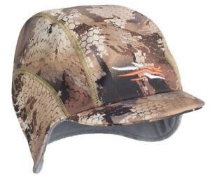 Sitka Dakota Windstopper Hat Waterfowl ~ New ~ One Size Fits Most