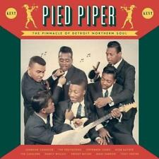 PIED PIPER - THE PINNACLE OF DETROIT NORTHERN SOUL Various NEW & SEALED LP Vinyl