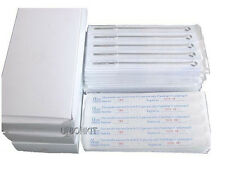 new 700 pieces Tattoo Needles size Round Shader 3RS 4RS 5RS 8RS 10RS 12RS 14RS