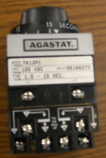 7012PC Agastat Relay 1.5-15sec. 125VDC