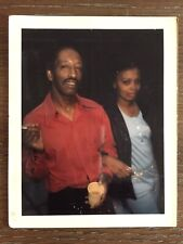 GOTTA KEEP AN EYE ON THAT MAN - PARTY COUPLE BLACK AFRICAN AMERICAN VTG PHOTO
