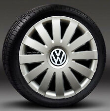 """4x15"""" wheel trims, Hub Caps, Covers to fit Vw Golf"""