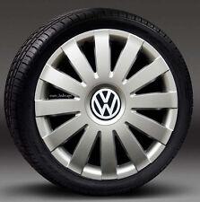 """4x15 """"COPRICERCHI, Coprimozzi, copre per adattarsi VW GOLF"""