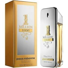 Paco Rabanne 1 Million Lucky 100ml Edt One Million USE CODE PATPAT 4 5% OFF