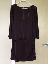 WHITE HOUSE & BLACK MARKET Dark Amethyst Sexy Dress Size XL $98.00