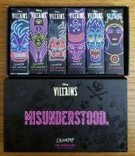 🔥Disney Villains Misunderstood Lux Lipstick Bundle. In Hand! 🔥