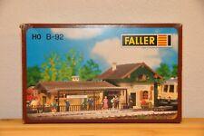 """Faller H0 B-92 / 110092 - Kleinstation """"Zindelstein"""" - in OVP"""