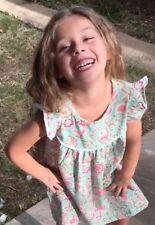Matilda Jane Cotten Dress Size  6 Growing Season Pearl  21017D