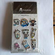 tokidoki Puffy Sticker - moofia