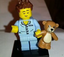 Lego Minifigures Series 6 Sleepy Guy in Pyjamas minifig