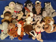 Coca Cola Lot of 15 International Collection Beanie Stuffed Animals w/ Tags