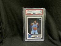 2019 PANINI DONRUSS #202 JA MORANT PSA 9 MINT RATED ROOKIE RC GRIZZLIES ROY