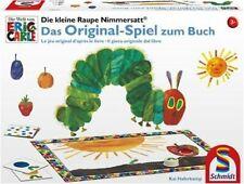 SCHMIDT Very Hungry Caterpillar Game German Raupe Nimmersatt: Das Spiel zum Buch