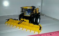 1/64 custom farm toy new Holland fr850 chopper w/ duals & folding head