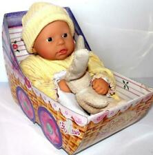 Zaph Creations Baby Doll STEPHANIE BABY CAKES DOLL NRFB