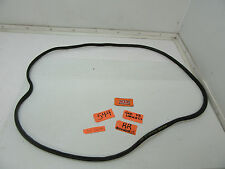 LINCOLN LS RIGHT REAR DOOR SEAL RUBBER WEATHER STRIP DRIVER BACK RR RH R MOLDING