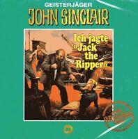 JOHN SINCLAIR - CD Teil 32 - Ich jagte Jack the Ripper - Tonstudio Braun - NEU