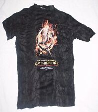 The Hunger Games Catching Fire Promo Mockingjay Large or Medium L M Tshirt T NEW