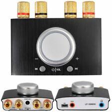 Amplificadores y pre-amplificadores receptores A/V