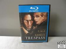 Trespass (Blu-ray Disc, 2011) Nicole Kidman Nicolas Cage