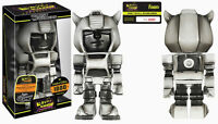 Transformers Grey Skull Bumblebee Hikari Sofubi Figure LE Funko