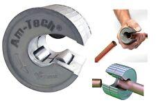 Amtech 15mm Heavy Duty Copper Pipe Tube Cutters Plumbing Tools Self Locking