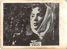 B55698  Maria Felix Acteurs Actors 9x7cm