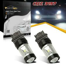 A Set of High Power Cree 30W LED Bulb Backup light 3157 4157 For Chevrolet