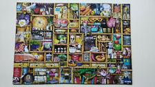 250 Piece Wentworth Wooden Jigsaw - Kitchen Cupboard - Whimsy