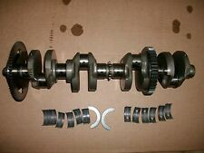 R 88 89 1988 SUZUKI GSXR 750 OEM STRAIGHT CRANKSHAFT AND BEARINGS
