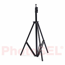 PhotoSEL ST231 80cm - 190cm Studio Light Stand Photo Photography Lighting Stands