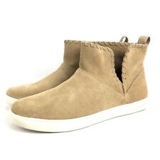 Koolaburra By UGG Women's Rylee Boots Size 11 Sand Brown Pull On Ankle Booties