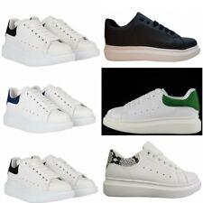 Mens mc Running Shoes Fashion Luxury Platform Trainers Flat Casual Ladies Shoes