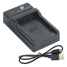 DSTE UDC102 USB Battery Charger For Panasonic BCH7E ISAW A1 Camera