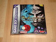 Broken Sword la leyenda de los templarios Nintendo Gameboy Advance GBA