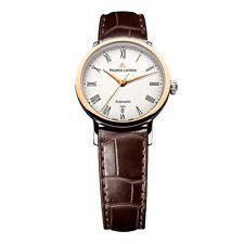 Maurice Lacroix LC6063-PS101-110-2 Women's Les Classiques White Automatic Watch