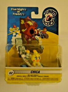 Funko Racers / Five Nights at Freddys / Chica Nr.02 / ca.9 cm groß