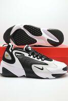 Nike Zoom 2K White Black Oreo Cookies Running Shoes AO0269-101 Men's Sizes