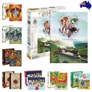 HARRYPOTTER/ SCOOBY DOO/ SNOOPY/  WIZARD OF OZ 500/1000 DELUXE Jigsaw Puzzle