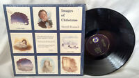 Merrill Womach LP Images of Christmas New Life 7947 NM-