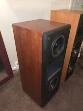 Klipsch Epic CF3 Home Theater Tower Speakers Cherry
