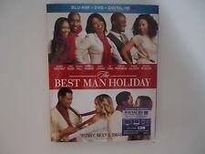 The Best Man Holiday (Blu-ray/DVD, 2014, 2-Disc Set, Digital HD) NEW w/slipcover