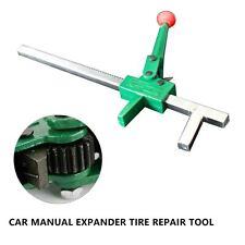 Portable Wheel Tire Manual Hand Expander Tool Automotive Truck Tire Repair Kit