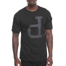 Diamond Supply Co Men's Tonal Un Polo Tee (Black, Medium)