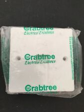 Crabtree Slave / Secondary Phone Socket - New And Sealed
