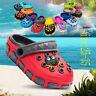 Kids Baby Girls Boy Toddler Sandals Slippers Beach Clogs Pumps Cartoon Shoes New