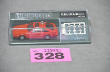 Takara Silhouette Toyota Celica 2800GT MC-04 Scale 1:80 In Case Friction Motor