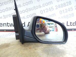 Hyundai i20 2010 Right OS Drivers Door Mirror Powerfolding